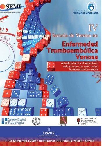 ETV SEVILLA.indd - Sociedad Española de Medicina Interna