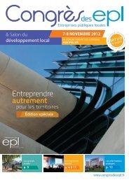 Entreprendre autrement - Fédération des Epl