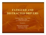Opoku - Distracted Drivers.pdf - Texas Municipal Courts Education ...