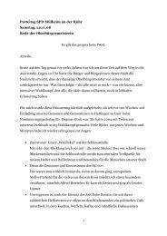 Rede Nominierungsparteitag 2008 v3_21-11-08 - SPD Mülheim an ...