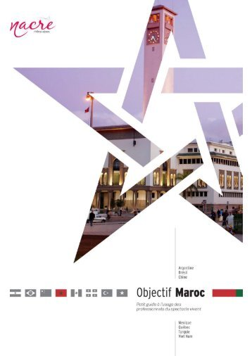 Objectif Maroc - La NACRe