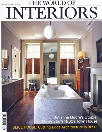 The World of Interiors - Taconic Builders, Inc.