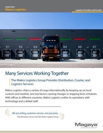 Makro Logistics - Magaya