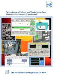 Automatisierung Umform - BFI.de