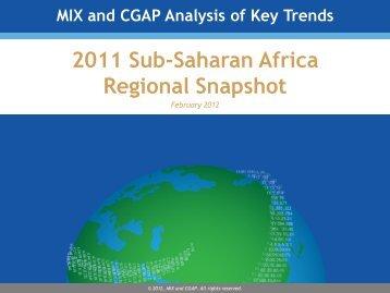 2011 Sub-Saharan Africa Regional Snapshot.pdf