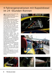 Info : Team Dose Motorsport / 24h Rennen 2010 - Pistenclub