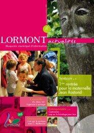 Lormont Actualités n°76