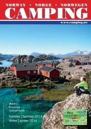Norwegian Campingguide - Norsk Campingguide