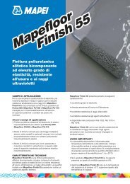 MAPEFLOOR FINISH 55 - Crocispa.it