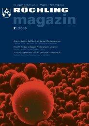 2 | 2006 - Röchling Engineering Plastics