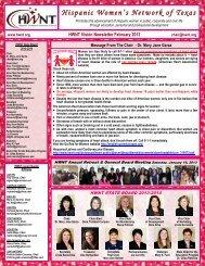HWNT Vision Newsletter February 2013 - Hispanic Women's ...