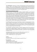 PRESSEINFORMATION Der Markt erholt sich AGERE TREUGAST - Page 2