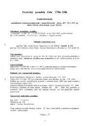 Znalecký posudek číslo Z706- 2/06 - Exekutorský úřad Písek / JUDr ...