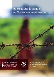 Intercultural Dialogue on Violence against Women, 2008 - Rete Pari ...