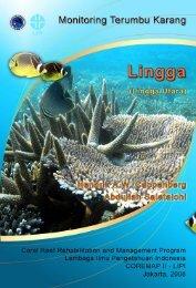 monitoring kesehatan terumbu karang kabupaten lingga ... - coremap