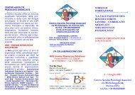 Centr - Ordine degli Psicologi del Lazio