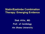 Statin/Ezetimbe Combination Therapy: Emerging Evidence