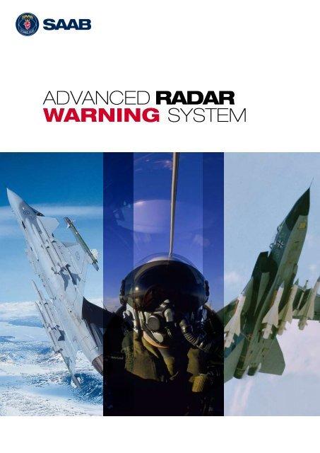 Advanced Radar Warning System, product sheet (pdf) - Saab