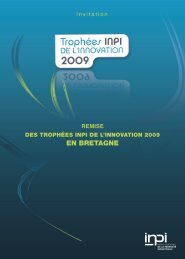 Invitation / Inscription - Bretagne Innovation