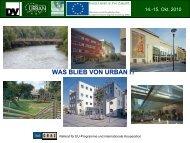 Gerhard Ablasser, Stadt Graz - Urban Plus