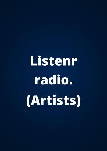 listenr-artists