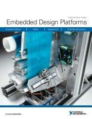 Embedded Design Platforms