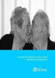 Fundación Ramón Rey Ardid - Fundación Rey Ardid