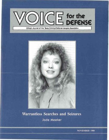 Supplemental Instructions in Federal Court - Voice For The Defense ...