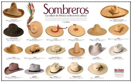 La cultura de Mexico se lleva en la cabeza - diasiete.com dc03d609037