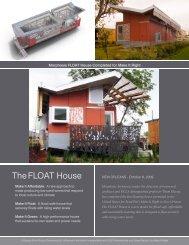 FLOAT House - UCLA