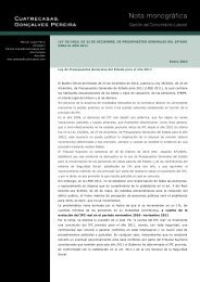 PROGRAMA DE FORMACIÓN - Cuatrecasas
