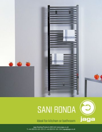 Sani Ronda info - Jaga
