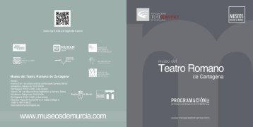 Teatro Romano.indd - Murcia Turística