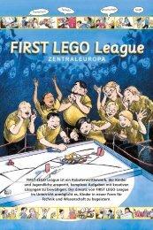 FIRST LEGO League ist ein Roboterwettbewerb, der Kinder und ...