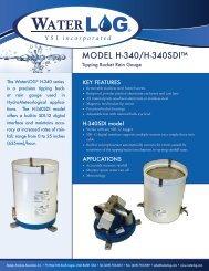 MoDeL H-340/H-340SDI™