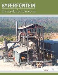 SYFERFONTEIN - The International Resource Journal