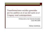 teorico 14 cambios en el uso del suelo - Observatorio Social