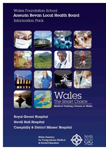Aneurin Bevan Health Board - Wales Deanery