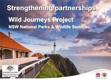 'Wild Journeys' Project - Tourism Australia