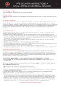 Chris's Owner manual B 08 - Home Depot - Page 4