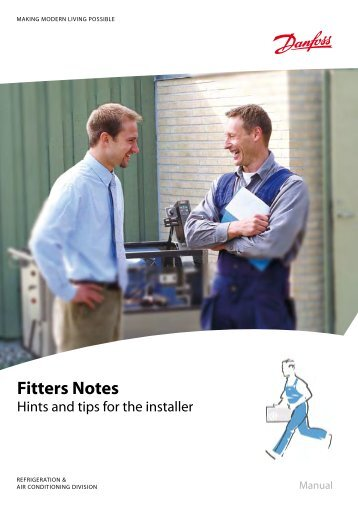 Danfoss refrigeration Fitters Notes.pdf - Dolcetto