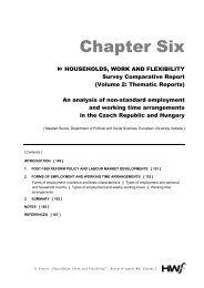 Chapter Six - HWF