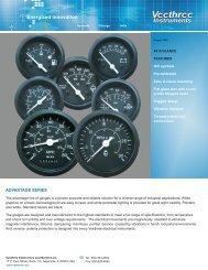 INSTRUCTIONS - Veethree Instruments on