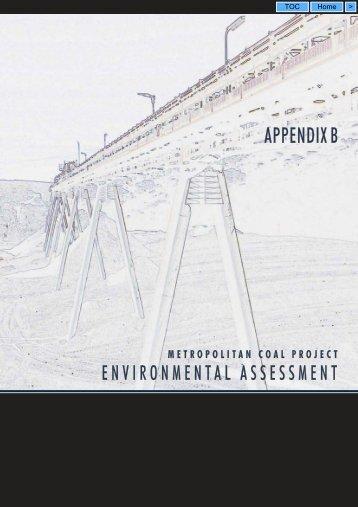 Appendix B - Peabody Energy