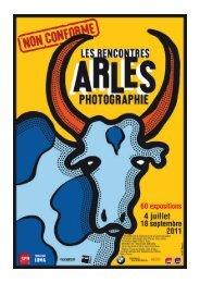 Dossier de presse - Les Rencontres d'Arles