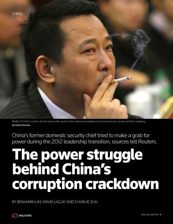 CHINA-CORRUPTION