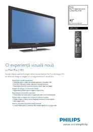 42PFL7332/10 Philips Flat TV digital panoramic cu Pixel Plus 2 HD