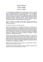 DEFICIENTES - Instituto do Desporto de Portugal