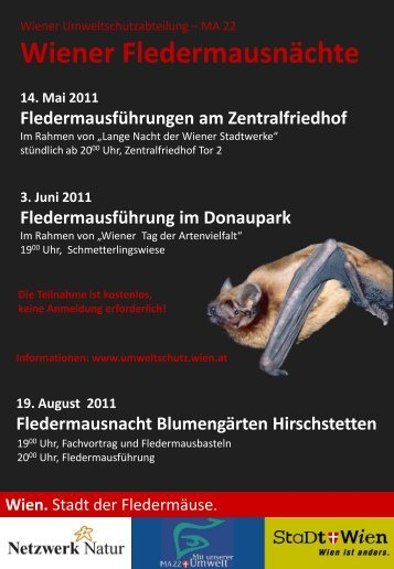 Wiener Fledermausnächte