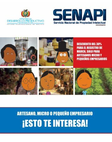 Artesano, Micro o Pequeño Empresario - Servicio Nacional de ...